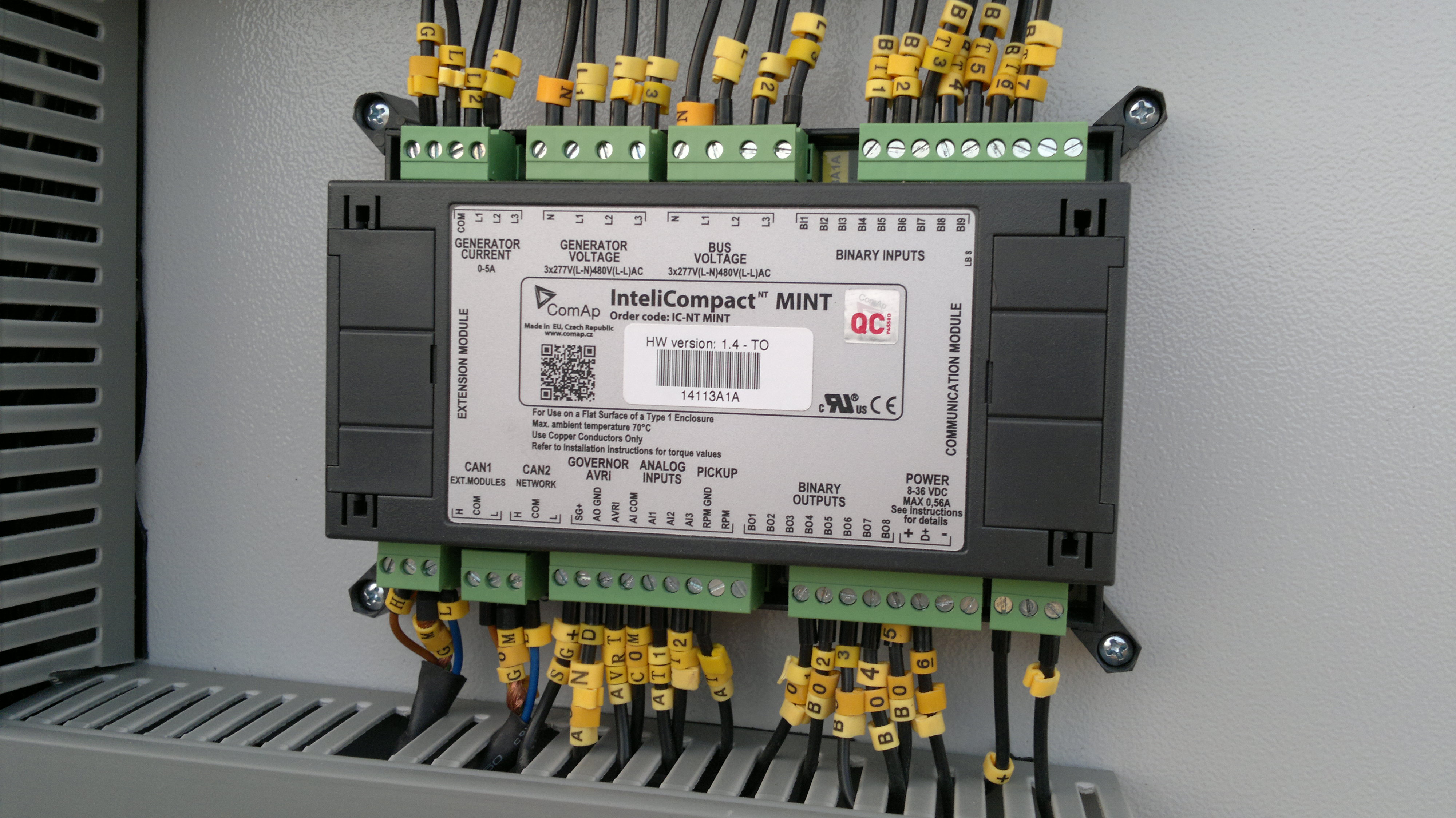 Electrical Panels Installation Instructions Circuit Breaker Panel Electric